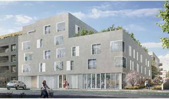 Nantes programme immobilier rénové « Les Jardins d'Antoine » en loi pinel