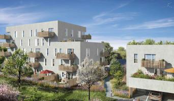 Nantes programme immobilier neuve « Les Jardins d'Antoine » en Loi Pinel  (2)