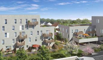 Nantes programme immobilier neuve « Les Jardins d'Antoine » en Loi Pinel  (3)