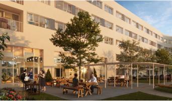 Gradignan programme immobilier rénové « I-Art »
