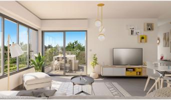 Frontignan programme immobilier neuve « Le Smart » en Loi Pinel  (2)