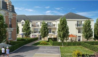 Le Plessis-Belleville programme immobilier rénové « Bella Villa »
