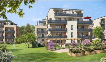 Thonon-les-Bains programme immobilier rénové « Côté Leman » en loi pinel