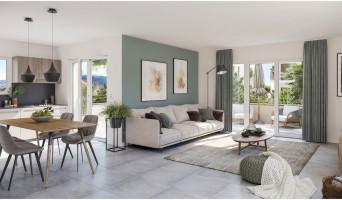 Thonon-les-Bains programme immobilier neuve « Côté Leman » en Loi Pinel  (3)