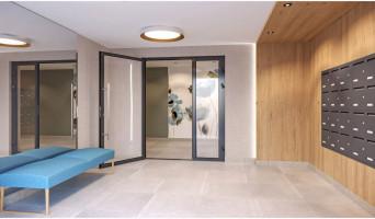 Thonon-les-Bains programme immobilier neuve « Côté Leman » en Loi Pinel  (4)