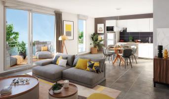 Toulouse programme immobilier neuve « Hameau Dhuoda »  (3)