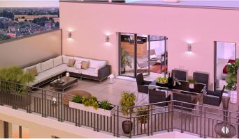 Chennevières-sur-Marne programme immobilier neuve « 12 Liberty »  (2)