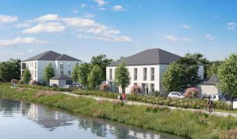 Arc-sur-Tille programme immobilier neuve « Les Jardins de la Tille »