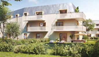Dijon programme immobilier neuve « Fenêtre sur Parc »  (2)