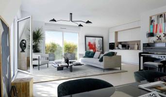 Dijon programme immobilier neuve « Fenêtre sur Parc »  (3)