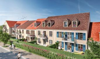 Le Mesnil-en-Thelle programme immobilier rénové « En Aparté » en loi pinel