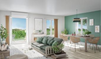 Le Mesnil-en-Thelle programme immobilier neuve « En Aparté » en Loi Pinel  (2)