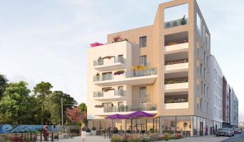 Décines-Charpieu programme immobilier rénové « Harmonie » en loi pinel