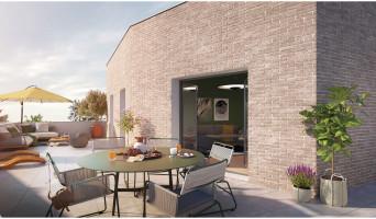 Décines-Charpieu programme immobilier neuve « Harmonie » en Loi Pinel  (2)