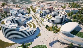 Agde programme immobilier neuve « Le Sylène »