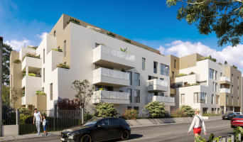 Vénissieux programme immobilier neuve « Eklose »  (3)