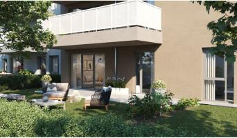 Vénissieux programme immobilier neuve « Eklose »  (4)
