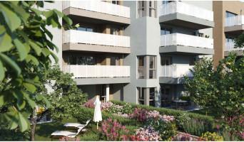 Vénissieux programme immobilier neuve « Eklose »  (5)