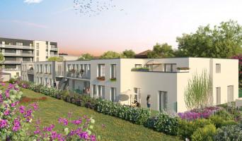 Reims programme immobilier neuve « Odéon » en Loi Pinel