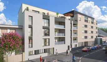 Reims programme immobilier neuve « Odéon » en Loi Pinel  (2)