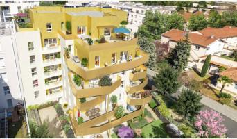 Vénissieux programme immobilier neuve « Irisea » en Loi Pinel  (3)