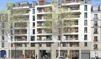 Clichy programme immobilier rénové « Privilèges » en loi pinel