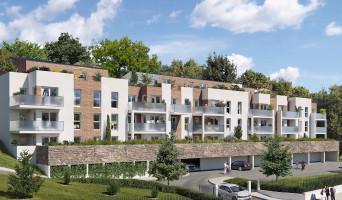 Le Mesnil-le-Roi programme immobilier rénové « Les Terrasses du Chateau » en loi pinel