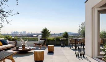 Le Mesnil-le-Roi programme immobilier neuve « Les Terrasses du Chateau » en Loi Pinel  (2)