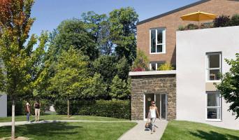 Le Mesnil-le-Roi programme immobilier neuve « Les Terrasses du Chateau » en Loi Pinel  (3)