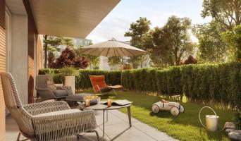 Oberhausbergen programme immobilier neuve « Osmose 3 » en Loi Pinel