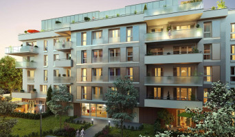 Oberhausbergen programme immobilier neuve « Osmose 3 » en Loi Pinel  (2)