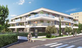 Le Cannet programme immobilier neuve « Programme immobilier n°219222 » en Loi Pinel