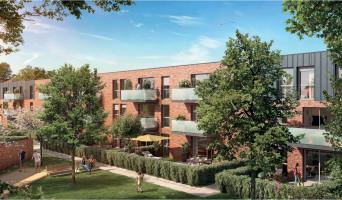 Tourcoing programme immobilier rénové « Novo » en loi pinel
