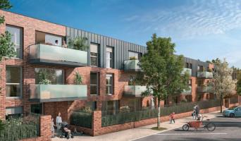 Tourcoing programme immobilier neuve « Novo » en Loi Pinel  (2)