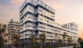 Asnières-sur-Seine programme immobilier neuf « Partition » en Loi Pinel