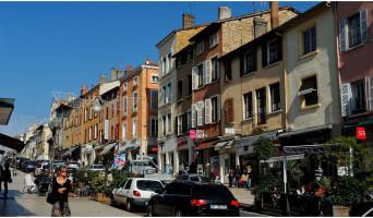 Villefranche-sur-Saône programme immobilier rénové « Coeur Impérial »