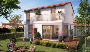 Pins-Justaret programme immobilier neuve « Domaine du Hautmont »  (2)
