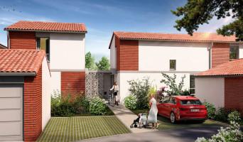 Pins-Justaret programme immobilier neuve « Domaine du Hautmont »  (5)