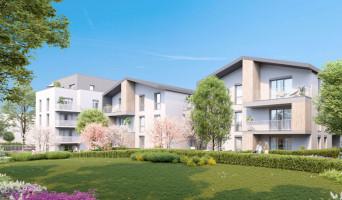 Vénissieux programme immobilier neuve « Quiétude » en Loi Pinel