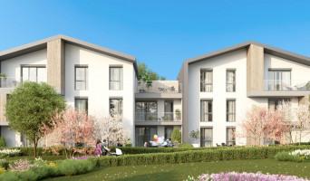 Vénissieux programme immobilier neuve « Quiétude » en Loi Pinel  (2)