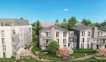 Vénissieux programme immobilier neuve « Quiétude » en Loi Pinel  (3)