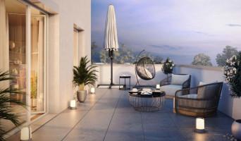 Vénissieux programme immobilier neuve « Quiétude » en Loi Pinel  (4)
