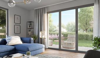 Vénissieux programme immobilier neuve « Quiétude » en Loi Pinel  (5)