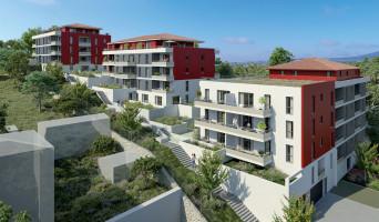 Marseille programme immobilier neuve « Rubis Garden » en Loi Pinel  (2)