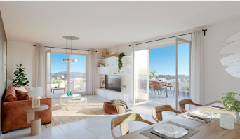 Marseille programme immobilier neuve « Rubis Garden » en Loi Pinel  (3)