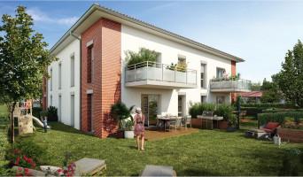 Pechbonnieu programme immobilier neuve « Le Roncevaux » en Loi Pinel