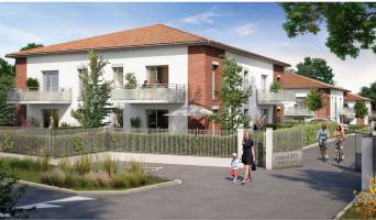 Pechbonnieu programme immobilier neuve « Le Roncevaux » en Loi Pinel  (2)