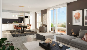 Pechbonnieu programme immobilier neuve « Le Roncevaux » en Loi Pinel  (3)