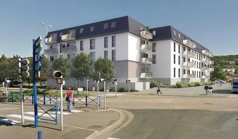Déville-lès-Rouen programme immobilier neuve « L'Etoffe du Cailly »