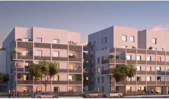Lyon programme immobilier neuve « Vert Million » en Loi Pinel  (3)